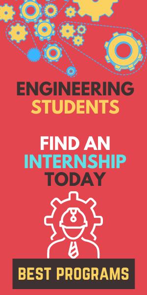 engineering students find internships
